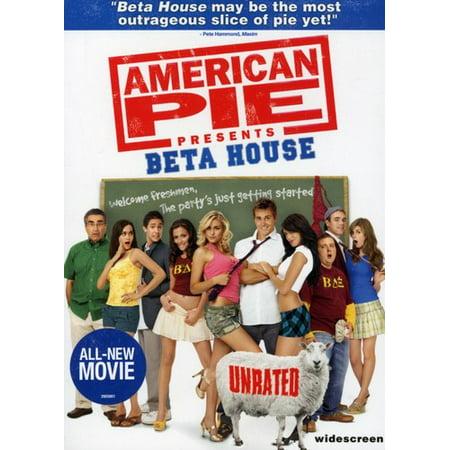 American Pie Presents Beta House  Dvd