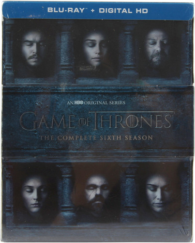 Game Of Thrones: The Complete Sixth Season (Blu-ray + Digital HD + Plus Bonus Disc) (Widescreen)
