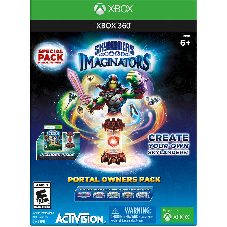 Skylanders Imaginators Portal Owners Pack (WalMart Exclusive) (Xbox 360)