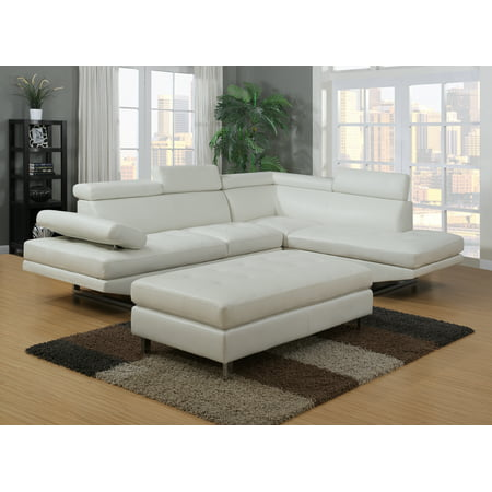 logan-collection-sectional-sofa,-white-color by leonel-signature