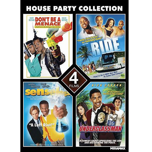 House Party Collection (Widescreen)