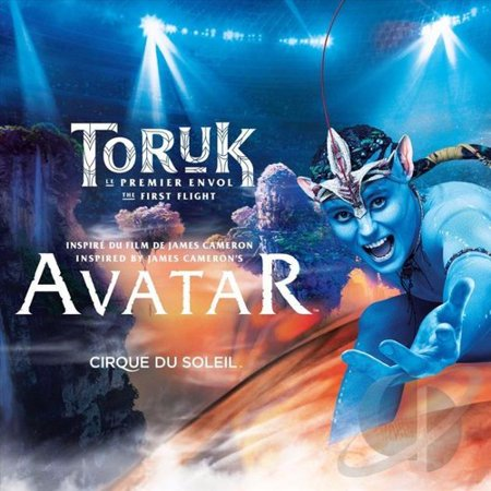 Cirque Du Soleil - Toruk: The First Flight [CD] (Best Of Cirque Du Soleil)