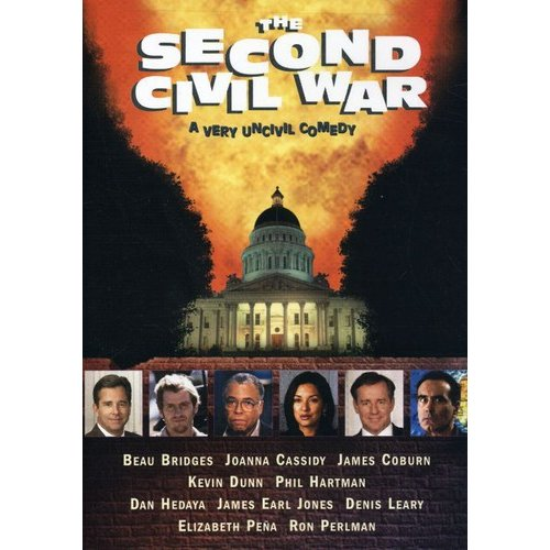 Second Civil War [dvd] Nla (HBO) by
