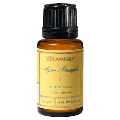 Spring Refresher Oil (AGAVE PINEAPPLE Aromatique Refresher Oil 0.5 oz)