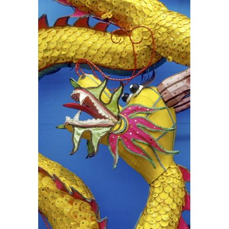 Chinese Dragon, Shenzen, China Print Wall Art By Dallas and John ...