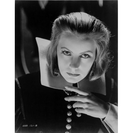 Greta Garbo wearing Nun Outfit Looking Up Pose Photo Print (Different Nun Outfits)