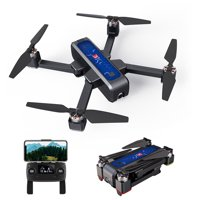 MJX Bugs 4W GPS RC Drone with Camera 2K 5G Wifi FPV Optical Flow Positioning B4W Foldable Quadcopter Follow Me Altitude Hold Drone