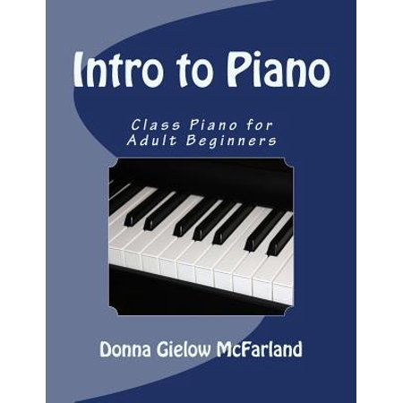 Adult Piano Class 60