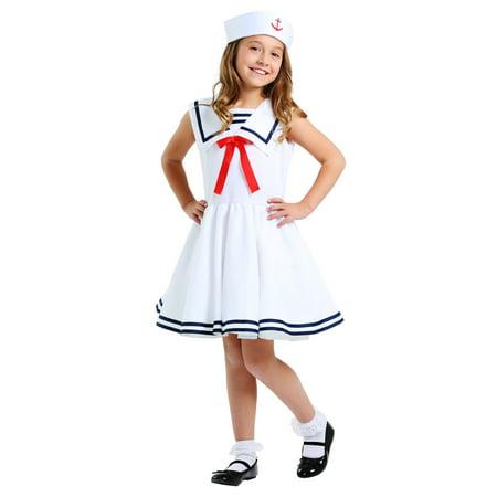 Sailor Costume for Girls](Marilyn Monroe Costume)
