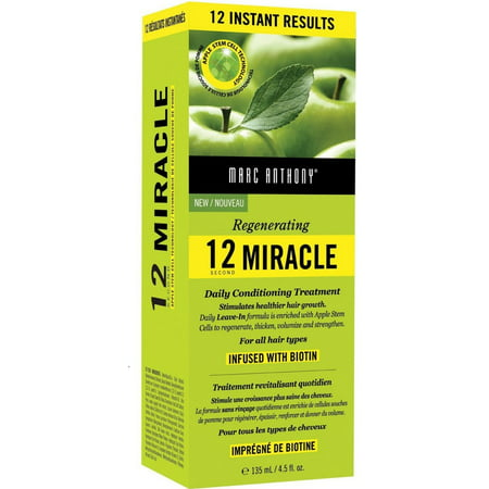 Daily Conditioning Treatment (Marc Anthony 12 Miracle Daily Conditioning Treatment 4.5 oz )