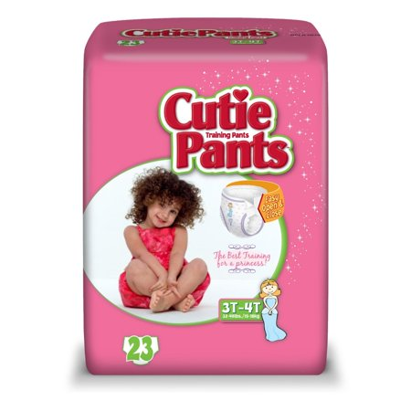 Cuties Training Pants for Girls