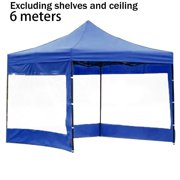 Portable Tent Cloth Outdoor Sun Protection Folding Tent Shed Rain Cloth Shelter Cover