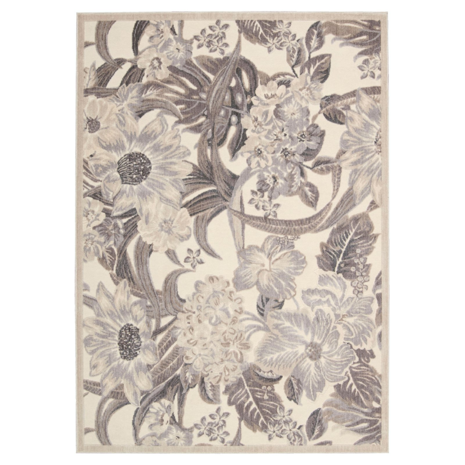 Graphic Illusions GIL26 Area Rug by Nourison by Nourison