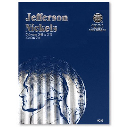 Nickle Coin - Jefferson Nickels 1962-1995 Coin Folder