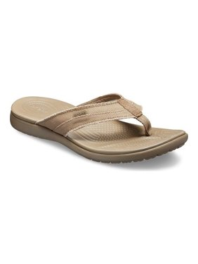 66c716c32c9d Product Image Crocs Men s Santa Cruz Canvas Flip Flop