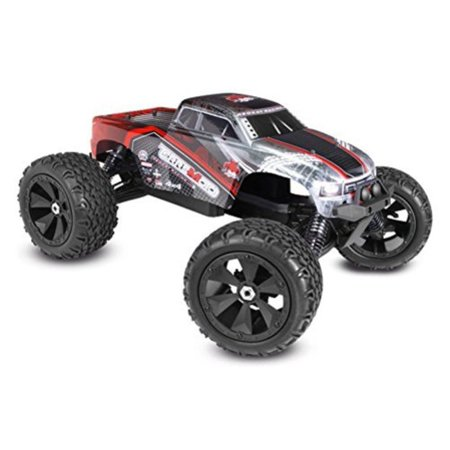 Redcat Racing Terremoto V2 Brushless Electric Monster Truck With 2 4Ghz Remote Control  1 8 Scale
