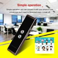 Translator Portable, Language Translator,Portable Smart Two-Way Real Time Multi-Language Voice Translator for Learning Travel Meeting