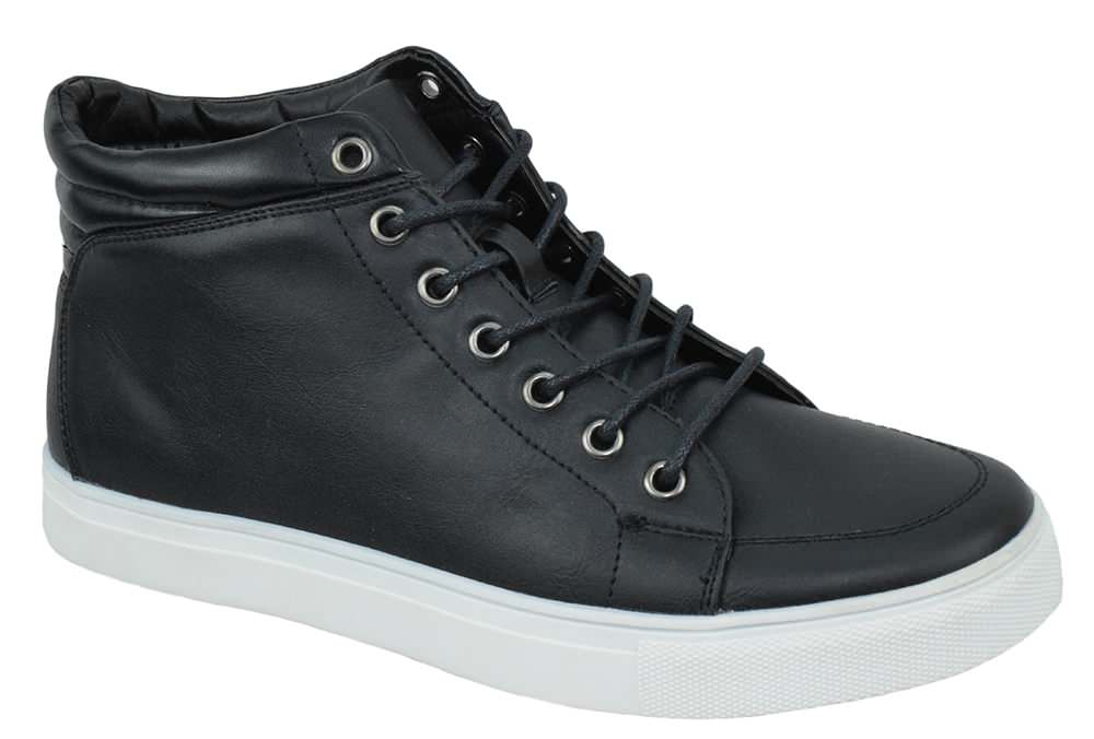 Arider - Men Flat High Top Shoes Lace
