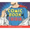 Comic Book Trivia 2018 Calendar