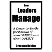 How Leaders Manage - eBook