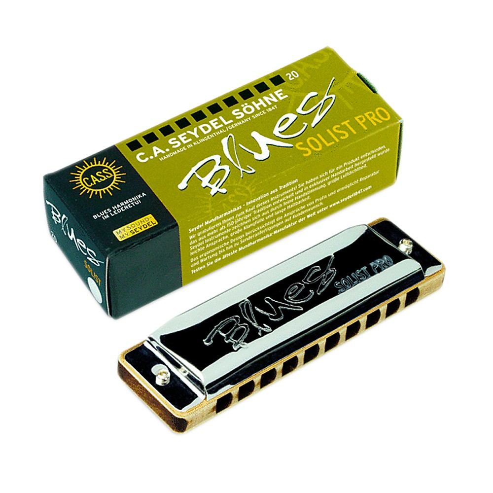 SEYDEL Blues SOLIST PRO Harmonica High A