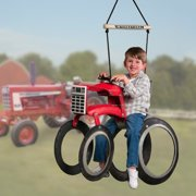 M&M Sales Enterprises Inc Case IH Tractor Tire Swing