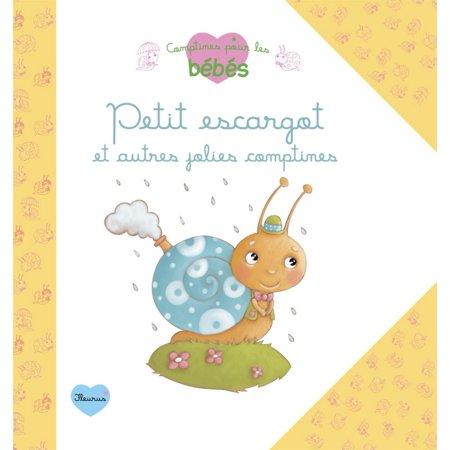 Petit escargot et autres jolies comptines - eBook - Les Comptines D'halloween