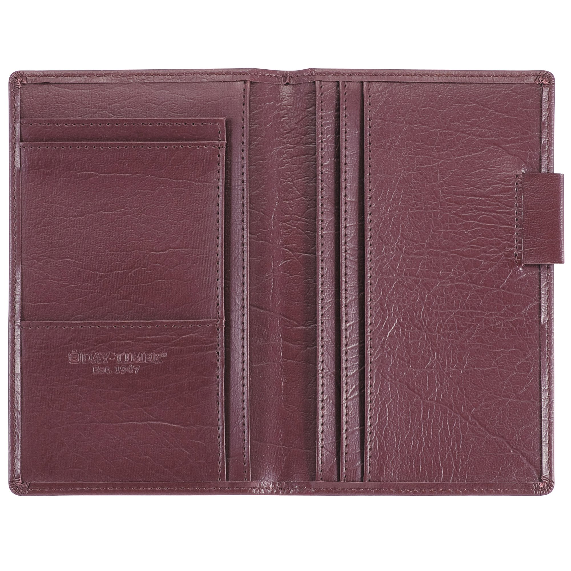 Day-Timer Antique Vinyl Planner Cover Pocket Size - Planner Covers