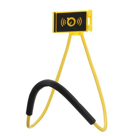 360° Rotation Flexible Long Arms Support Neck Snake-like Clip Holder Selfie Clamp Mount for Cell Phone - image 7 de 8