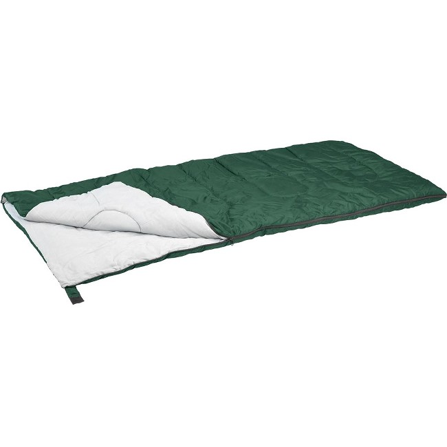 "Stansport Redwood 2 lb 33"" x 75"" Rectangular Sleeping Bag by Stansport"