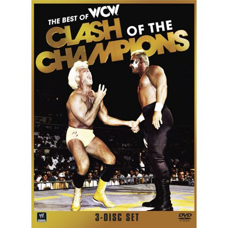The Best of WCW Clash of the Champions (Wwe Rock Best Fight)