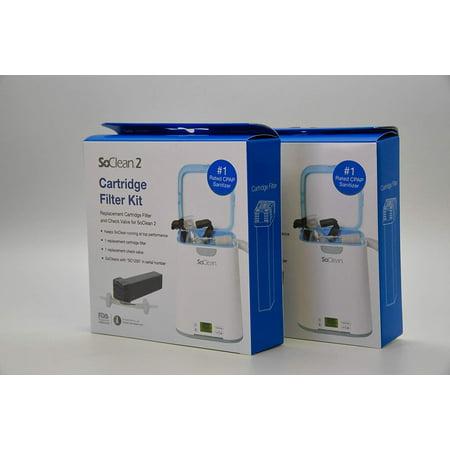 Cartridge Filter Kit for SoClean 2 - 2 -