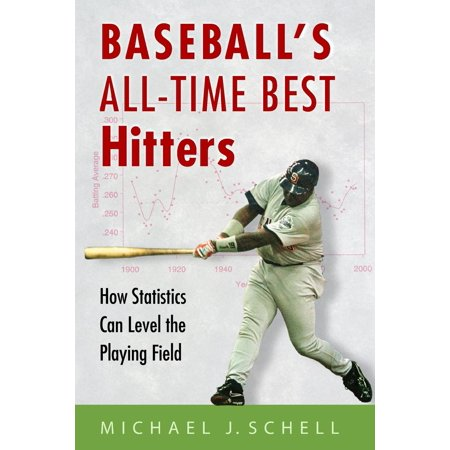 Baseball's All-Time Best Hitters : How Statistics Can Level the Playing