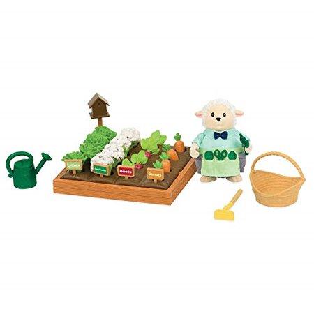 lil woodzeez gardening playset