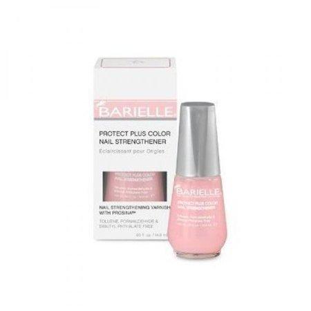 Barielle Protect Plus Color Nail Strengthener Nail Polish - Pink ...