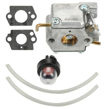 HIPA Carburetor For Walbro WT-973 WT-1116 Troy-Bilt TB21EC TB22EC TB32EC  TB42BC Carburetor Kit 753-06190 753-05133 753-04333