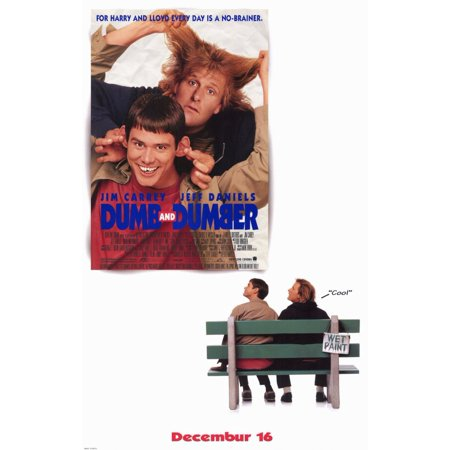 Dumb and Dumber (1994) 11x17 Movie Poster](Halloween Dub)