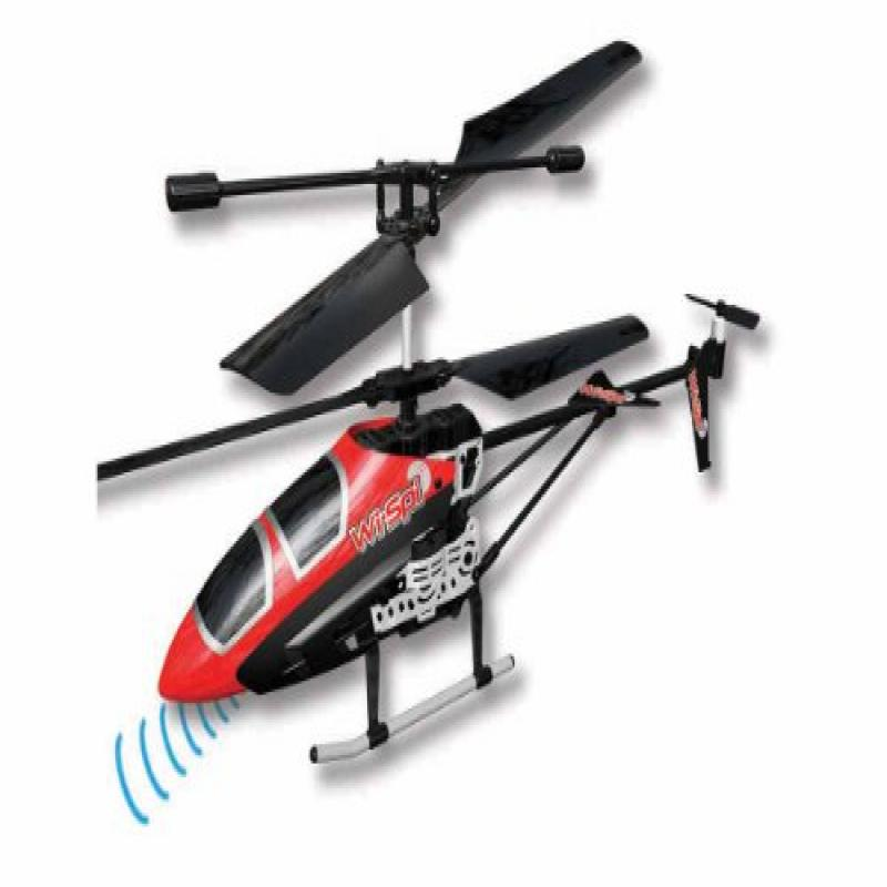 Interactive Toy Concept Wi Spi Helicopter by