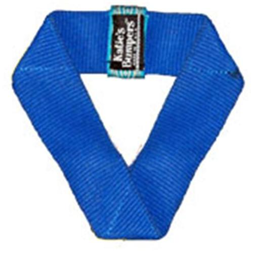 Katie s Bumpers FFM2-SQ3 Frequent Flyer - Mini Blue Triangle