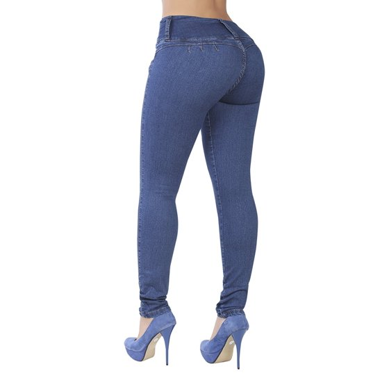 78830ab7c78 Curvify - Curvify 764 Women s Butt-Lifting Skinny Jeans