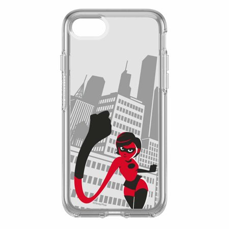 Otterbox Symmetry Clear Mrs Incredible for iPhone 8/7 - Mr And Mrs Incredible Halloween