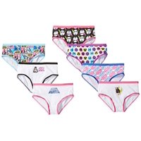 Star Wars, Girls Underwear, 7 Pack Hipster Panties (Little Girls & Big Girls)
