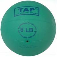 Rubber Medicine Ball - 6 Pound