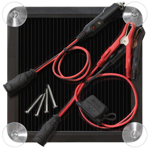 NOCO Battery Life BLSOLAR2 2.5-Watt Solar Battery Charger by Noco
