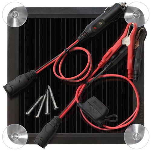 NOCO Battery Life BLSOLAR2 2.5-Watt Solar Battery Charger