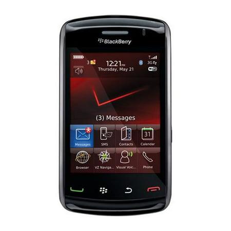 BlackBerry Storm2 9550 Replica Dummy Phone / Toy Phone (Black) (Bulk Packaging) - image 1 of 1