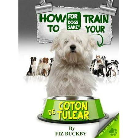 How to Train your Coton de Tulear - eBook