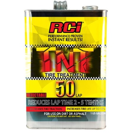 Rci 5000X Tire Treatment  5000X   Tnt 50 Lap 1 Gallon