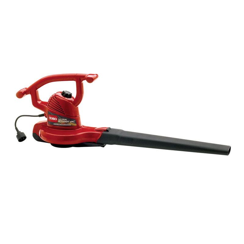 Toro Ultra Electric Handheld Leaf Blower/Vacuum
