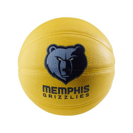 Vancouver Grizzlies Basketball (Spalding NBA Memphis Grizzlies Team Mini )